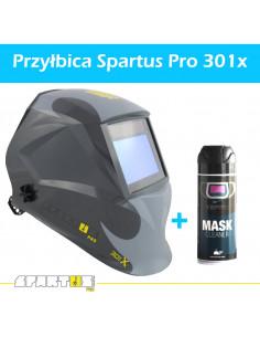 Przyłbica spawalnicza 301x - Mask Cleaner GRATIS !