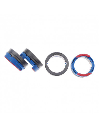 Rolki EWM FE 4R 1.0-1.2MM / BLUE/RED